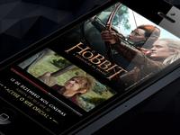 Mobile Rich Media Ad - Hobbit