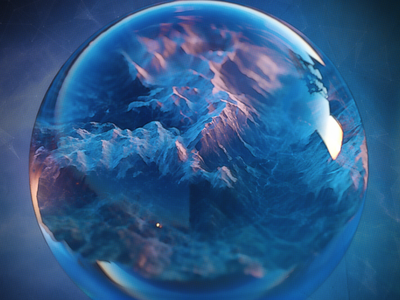 Earth Globe Concept cinema 4d fun 3d design glob earth