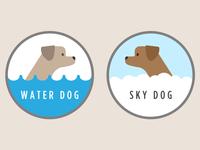 Waterdogskydog