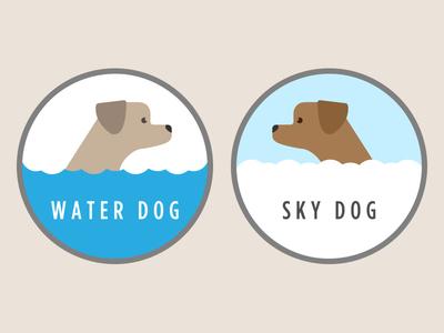 Water Dog/Sky Dog