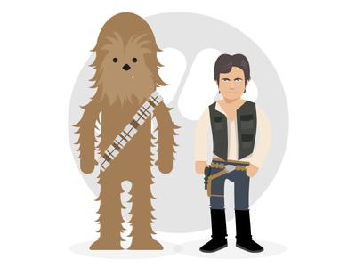 Chewbacca Solo