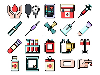 Blood donation icons freepik flaticon healthcare hospital health icons icon design blood blood donor blood donation