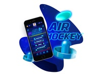 AirHocky Game Design Concept