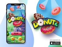 Donutz Game Design & Development