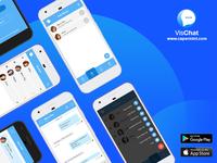 VisChat App