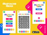 Mustache Hero Game