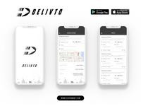 Delivto - Delivery App