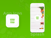 Good Food App (Product Design)