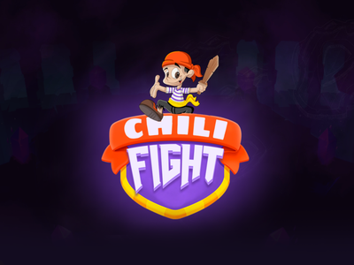 Chili Fight - Strategy War Game character war strategy multiplayer unity 3d ux graphics ui game design