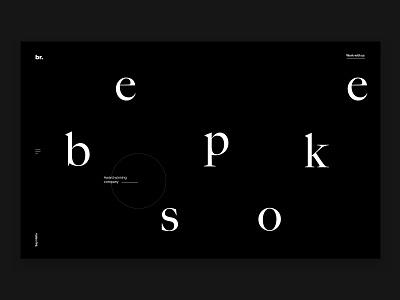 Bespoke design agency web design landing web brand ui ux design