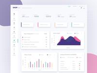 e-commerce dashboard design