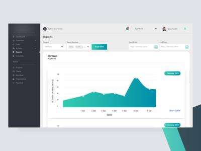 Report - Web App