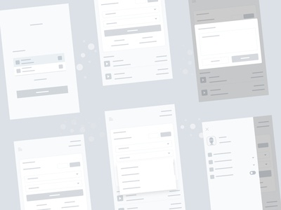 Desktop App - Wireframe