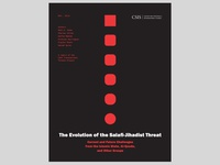 Report cover: The Evolution of the Salafi-Jihadist Threat