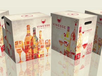 VINESSE Wine Box