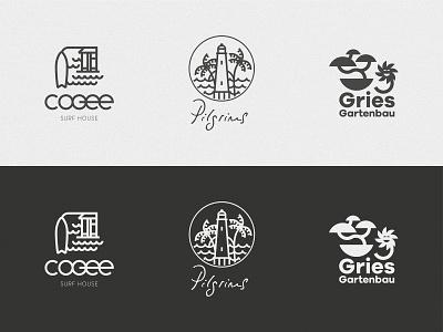 Brandings corporate identity corporate branding typography branding logo design vector illustrator
