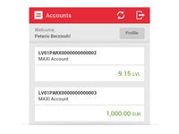 Online Banking Web App