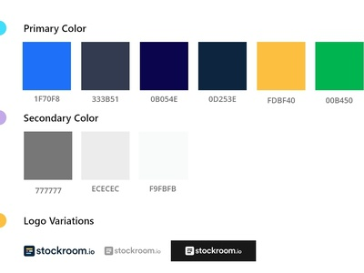 Color Palette color palette design diversity clean minimal