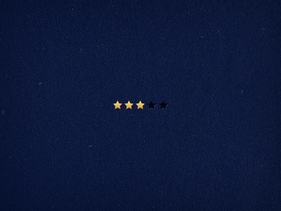 5-Star Rating System