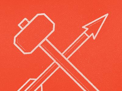 Hammer & Arrow