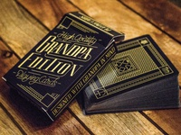Grandpa Edition Playing Cards