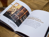 Craft Beer Blog Book