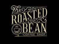 The Roasted Bean Logotype