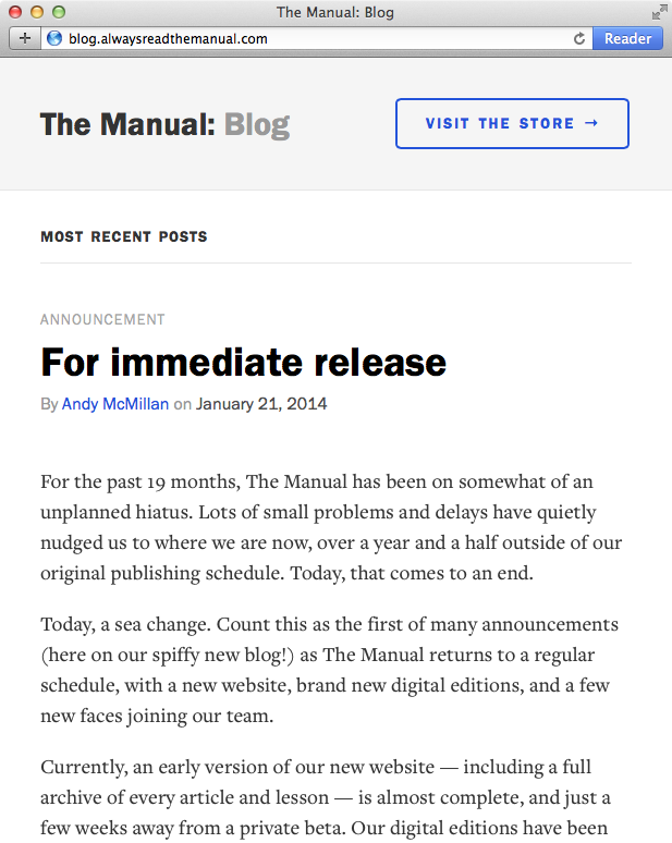 The manual   blog %28medium%29