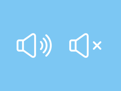 Sound Icons icons volume mute sound speaker icon