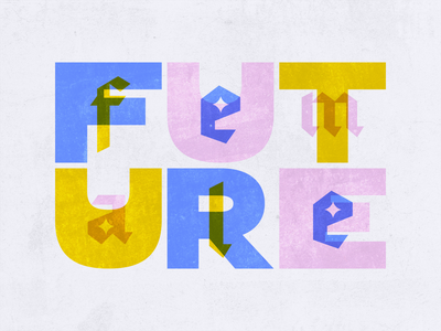 Future = Female womensday typography equality womens history month type feminist female women international womens day