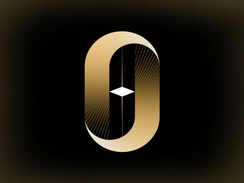 O luxury minimal black gold soulsightletterchallenge soulsight lettering letter typeface typeography dropcap design