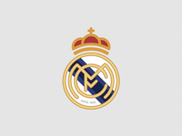 Real Madrid Logo Re-branding