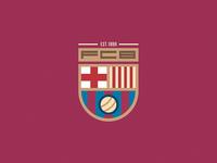 F.C Barcelona Logo Re-branding