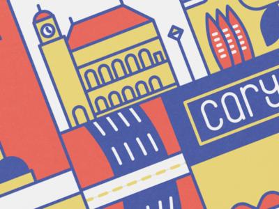 City Postcard