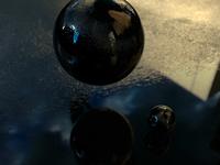 Ball and Asphalt // C4D+OCT