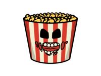 Popcorn Zombie