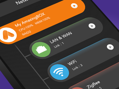 AmazingBOX APP app wifi lan wan