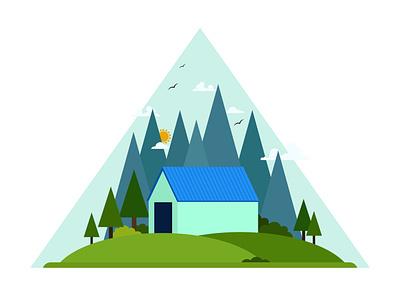 Home 02 brand branding art illustrator artlover vector design illustration