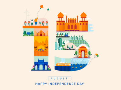 Happy Indian Independence Day 🇮🇳