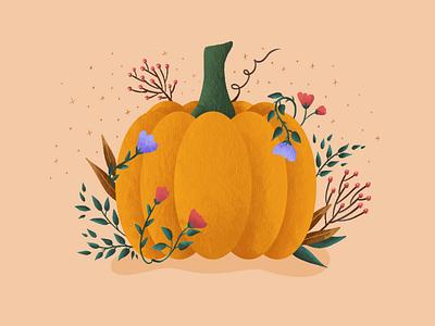 Cute halloween pumpkin 🎃