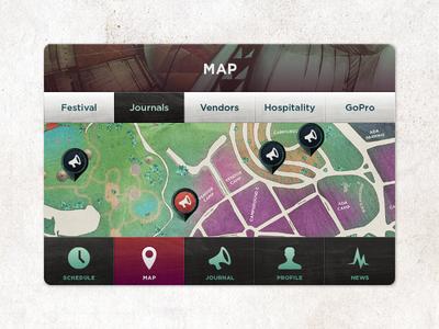 LIB Festival App