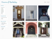 UI - Doors of Berkeley