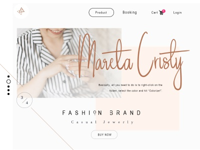 Web UI Fashion Brand - Handle Signature Font signature font signature banner landingpage webdesign ux design ui design uxdesign uidesign ux uiux ui minimalism branding agency font lettering art typography typeface fonts