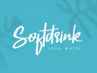 Soft Drink Typeface
