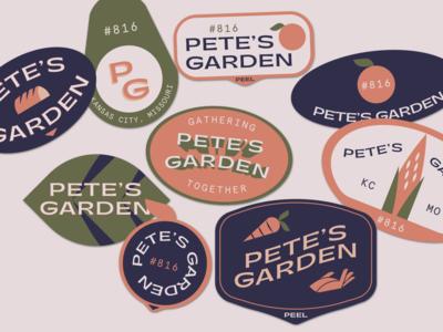 Fresh Stickers