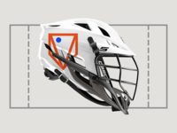 LAKC Helmet