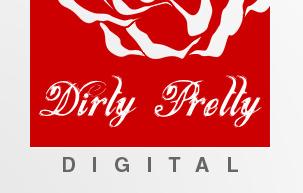 DPD Logo illustration red white logotype