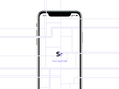 Special Route - App mobile application mobile vector logo ux ui design application app