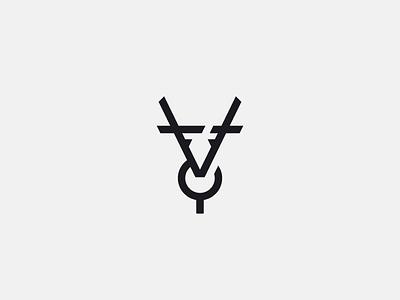 Logo Challenge   Architectural Firm minimalism architecture dailylogochallenge goat divider compass flat logotype logo