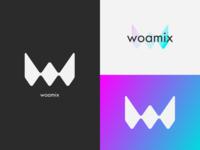 Woamix Branding